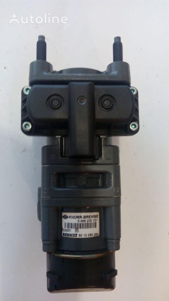KNORR-BREMSE 0486200101 5 brake master cylinder for RENAULT MAGNUM tractor unit