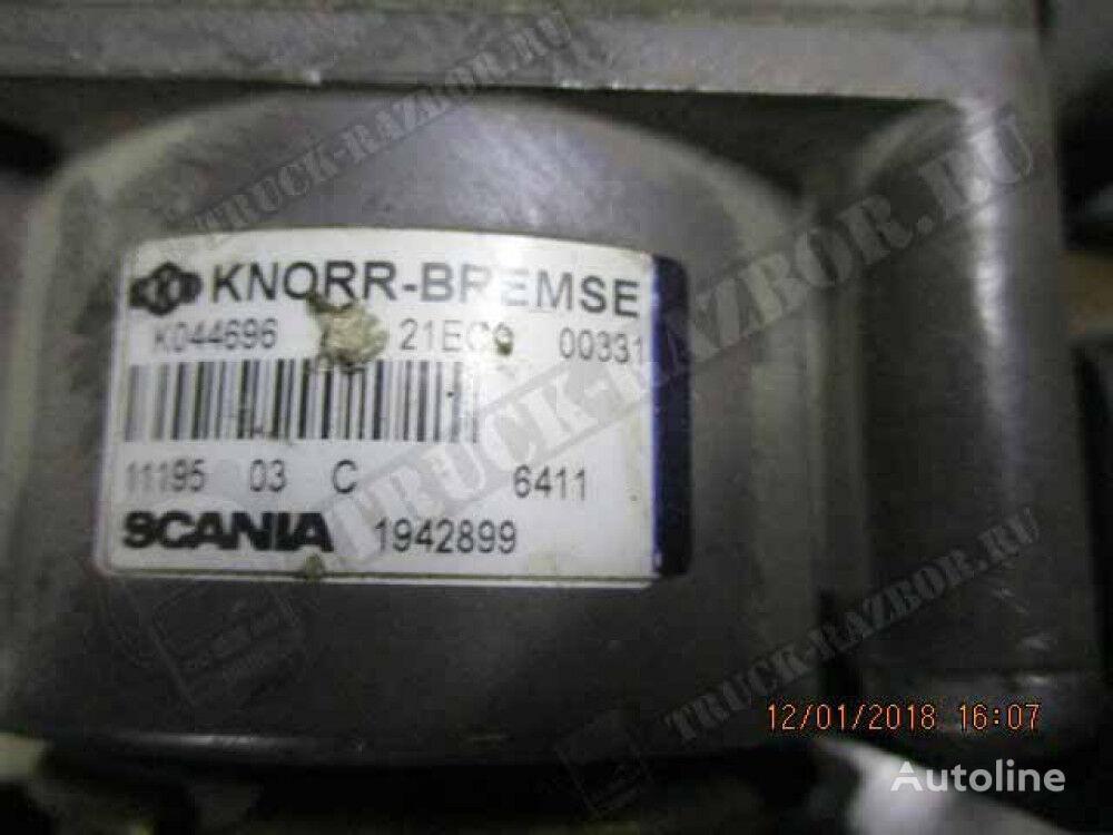 kran glavnyy tormoznoy brake master cylinder for SCANIA tractor unit