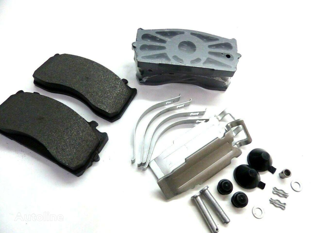 new (0084206620) brake pad for DAF MAN MERCEDES  truck