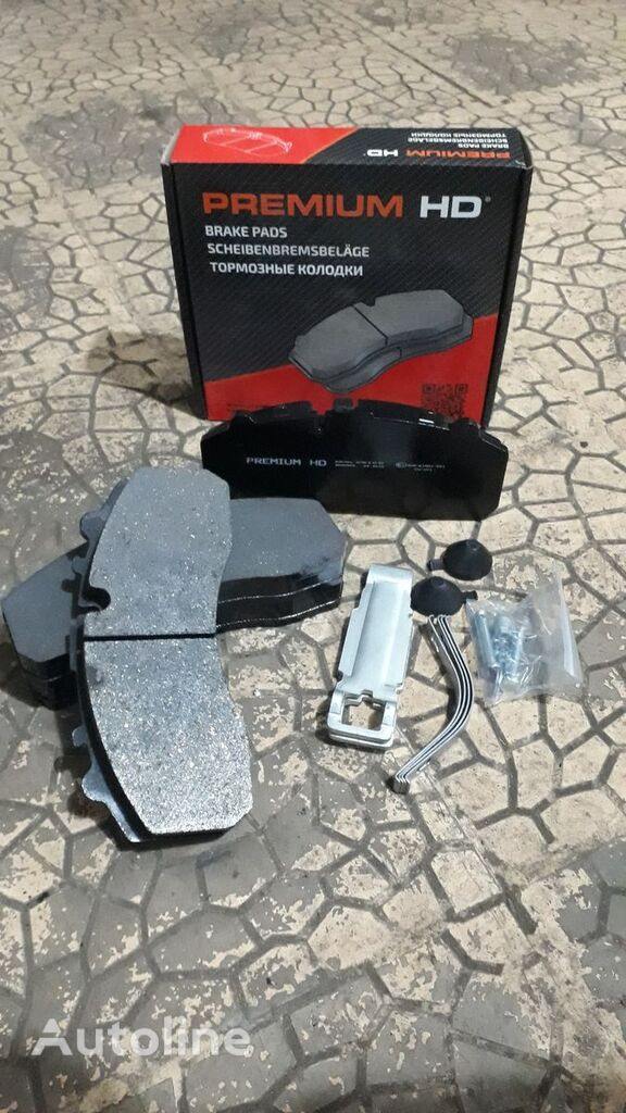 new (29108HD) brake pad for MERCEDES-BENZ Actros. TGA. SCANIA. VOLVO. DAF truck