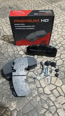 new (29165HD) brake pad for MERCEDES-BENZ Actros. TGA. SCANIA. VOLVO. DAF truck