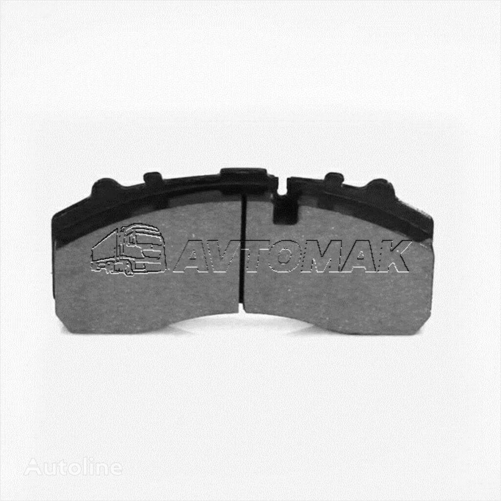 brake pad for semi-trailer