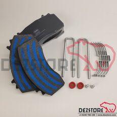 new Set (81508206066) brake pad for MAN TGX tractor unit