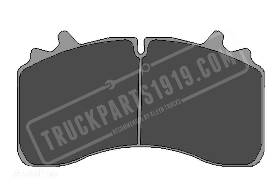 new TRUCKPARTS1919 (5045244) brake pad for truck