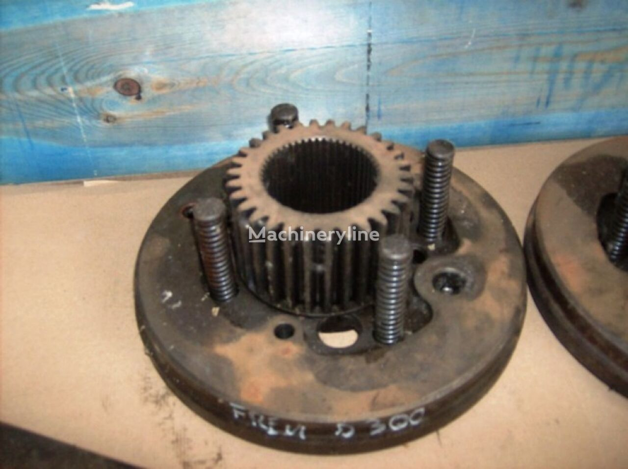 BRAKE GP brake pad for CATERPILLAR D300D 5MG324 bulldozer