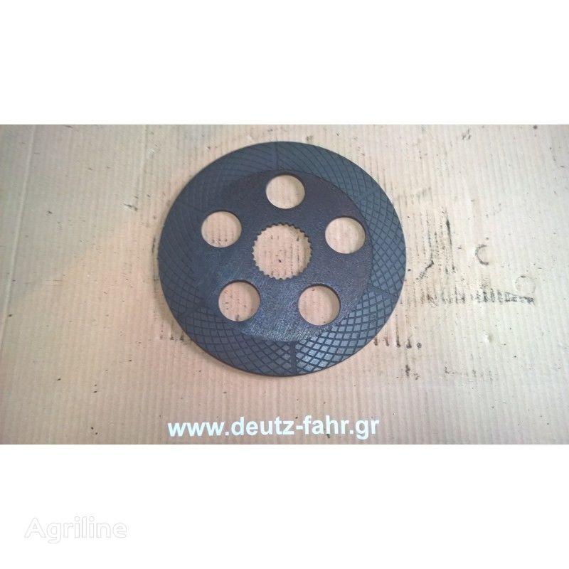 DEUTZ-FAHR DISKOS brake pad for DEUTZ-FAHR agrotron 4.90-85-105-K90 ETC tractor
