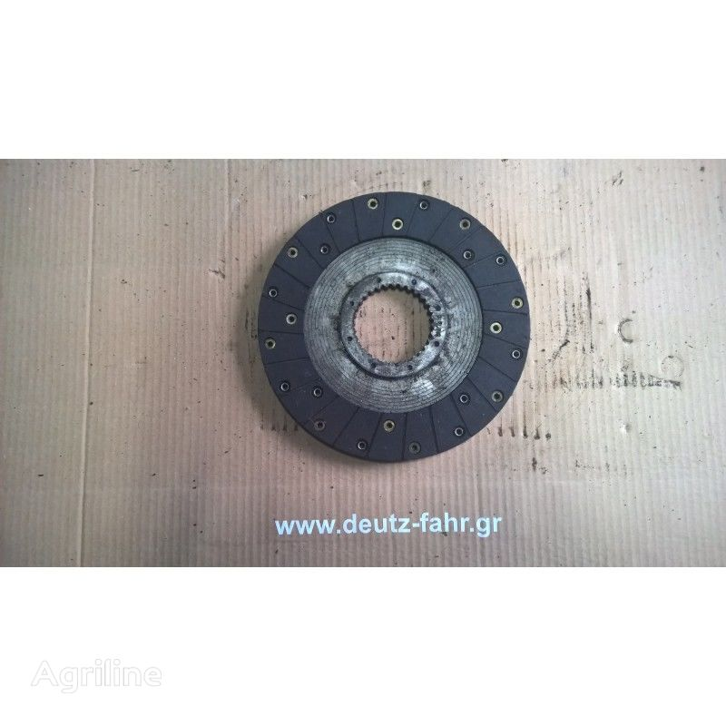 DEUTZ-FAHR DISKOS brake pad for DEUTZ-FAHR D 6206-6506-07 tractor