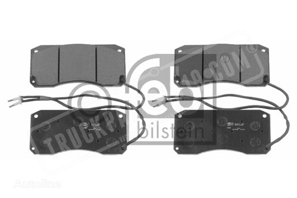 new FEBI BILSTEIN brake pad for truck