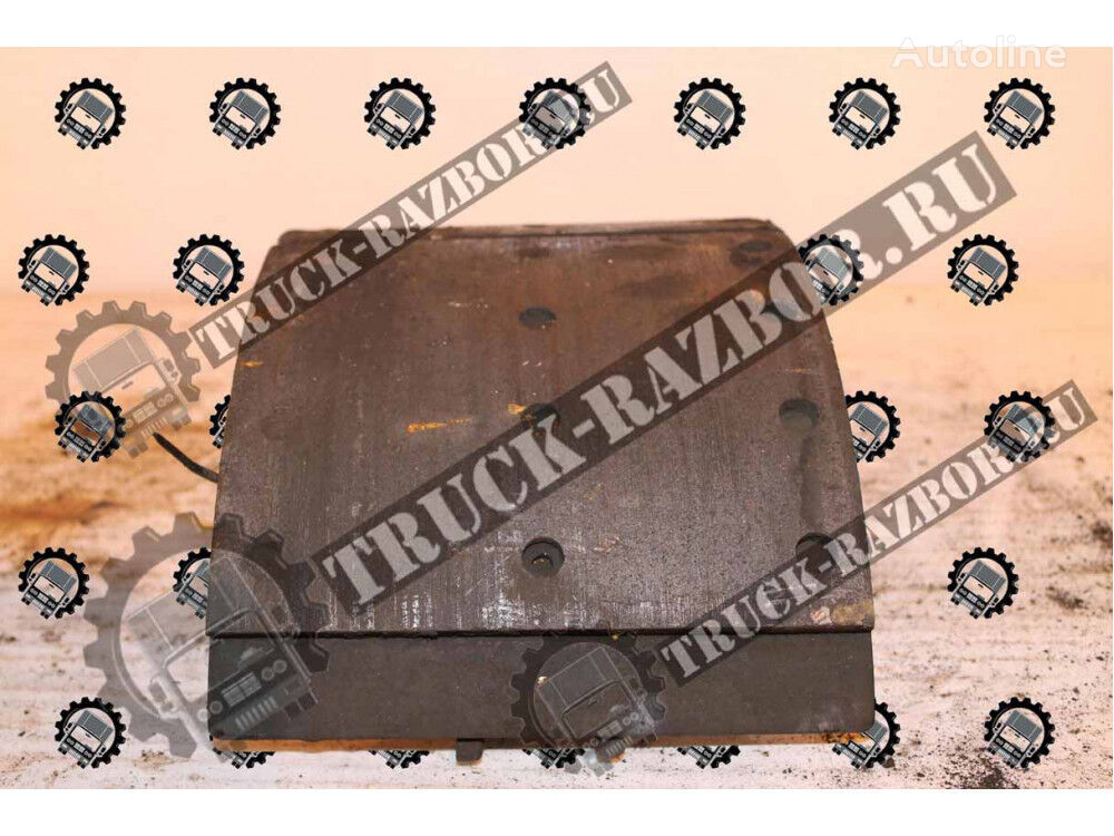VOLVO brake pad for VOLVO FM 200mm tractor unit