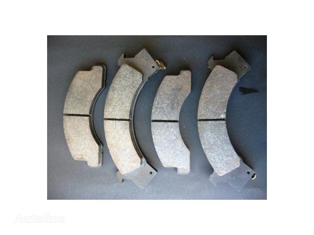 new - FRONT BRAKE PADS - KLOCKI hamulcowe przód ISUZU, NPR, NQR brake pads for truck