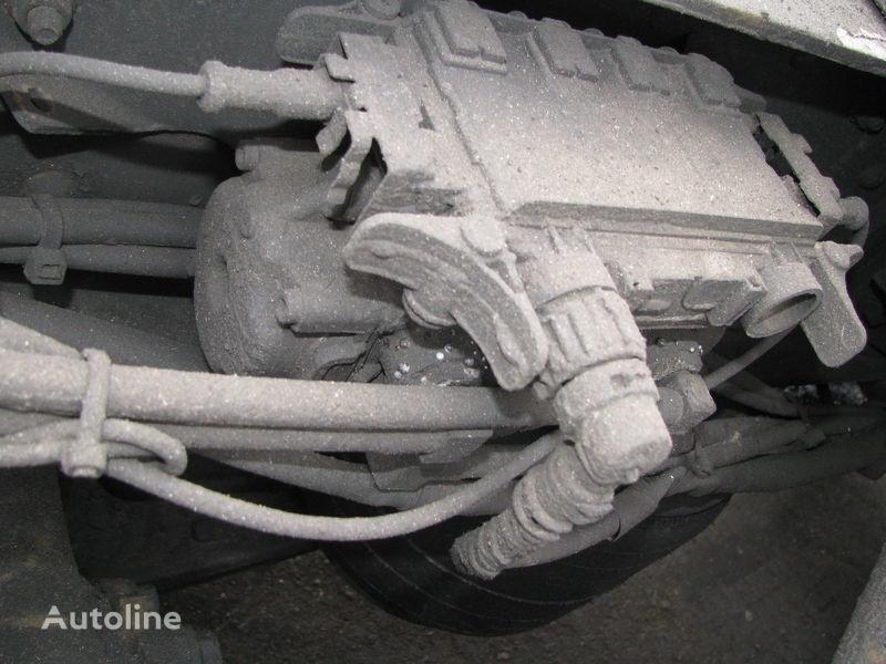 DAF Modul EBS brake pads for DAF tractor unit