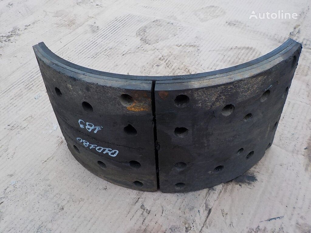 Iveco brake pads for truck