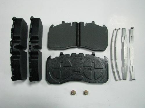 new KÖGEL MERITOR MDP5117.29211 SBP brake pads for KÖGEL TRAXX trailer
