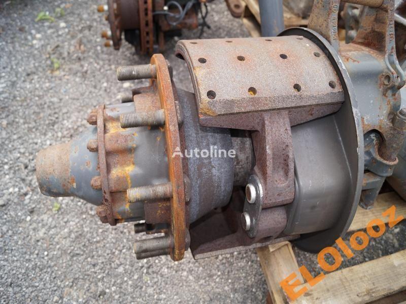 brake pads for SCANIA TYLNE KOMPLETNE SCANIA P124 truck