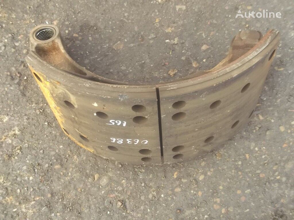 Kolodka barabannogo tormoza Mercedes Benz brake pads for truck