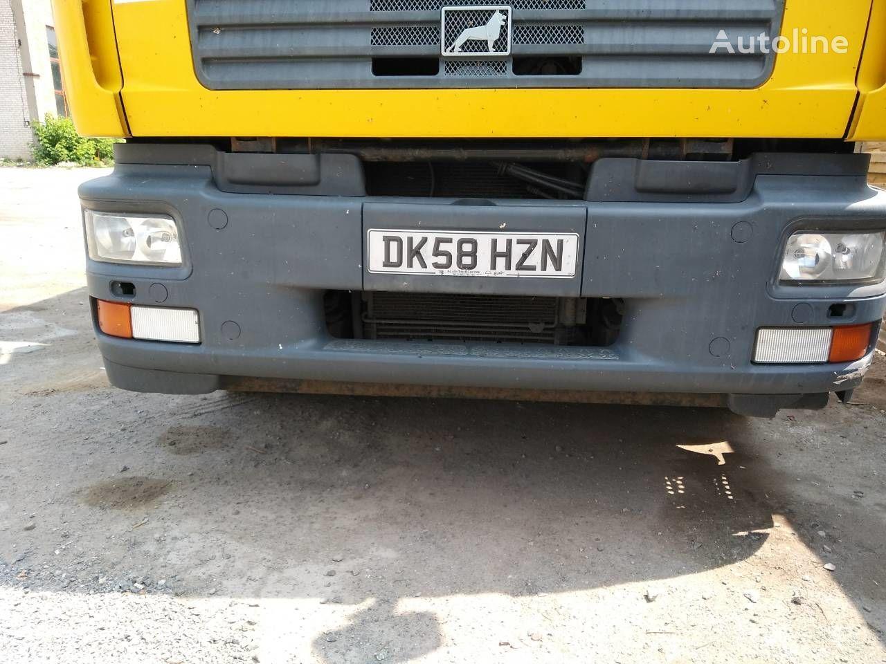 bumper for MAN TGM truck