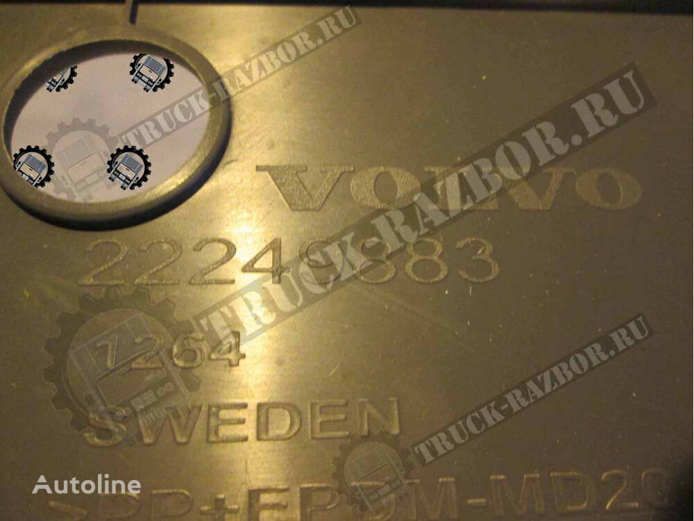VOLVO sred.chast plast (22249883) bumper for VOLVO tractor unit