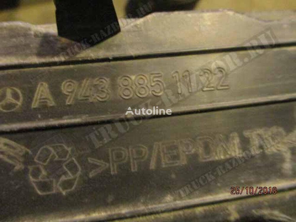 nakladka perednego a (9438851122) bumper for MERCEDES-BENZ tractor unit
