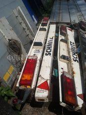 задний б/у bumper for semi-trailer