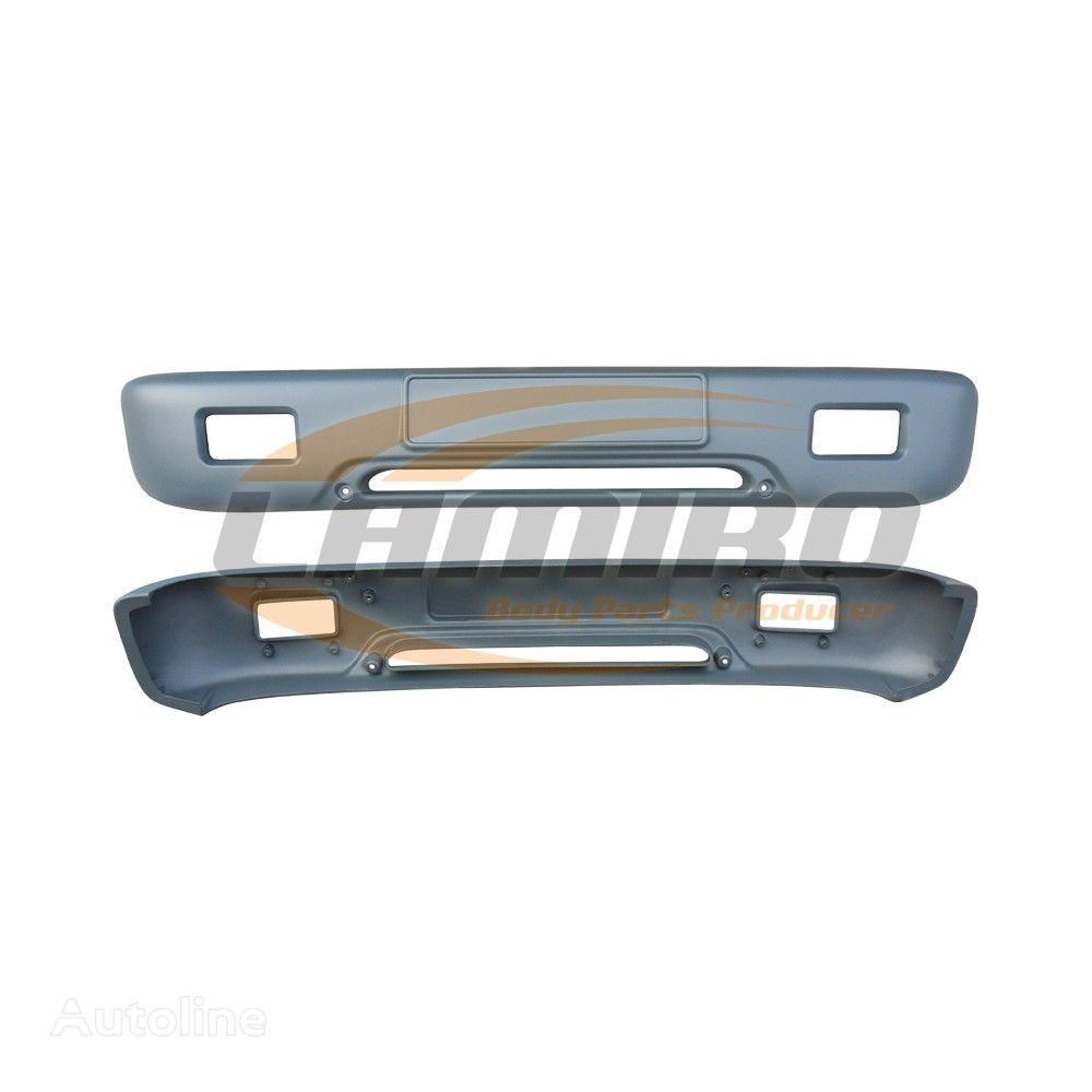 new CABSTAR '92-'06 FRONT BUMPER WITH FOG LAMP HOLES bumper for NISSAN CABSTAR (1992-2006) truck