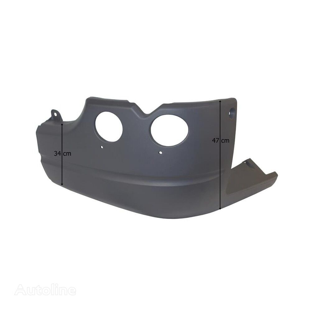 new FRONT BUMPER LEFT bumper for SCANIA SERIES 5 (2003-2009) truck