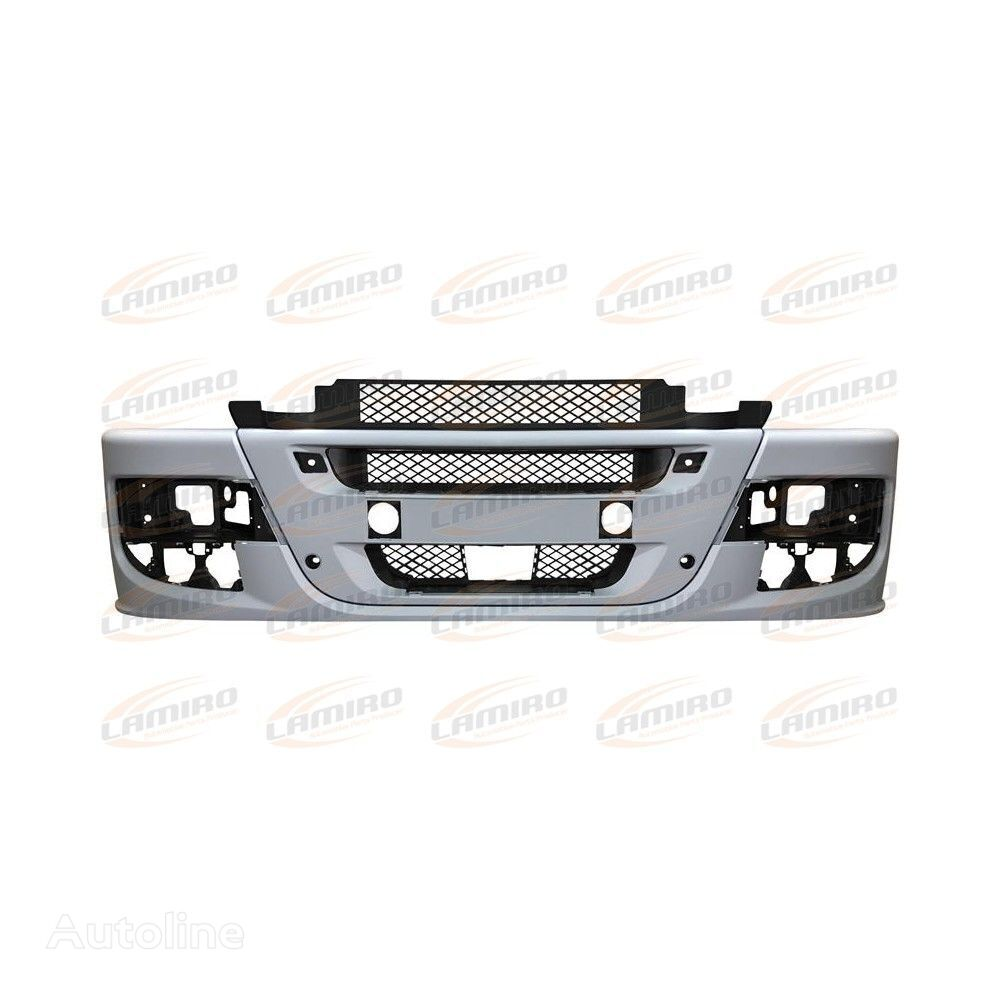 new IVECO FRONT BUMPER WITH HOLE TO RADAR bumper for IVECO STRALIS AD / AT (ver. II) 2013- Hi-Road truck