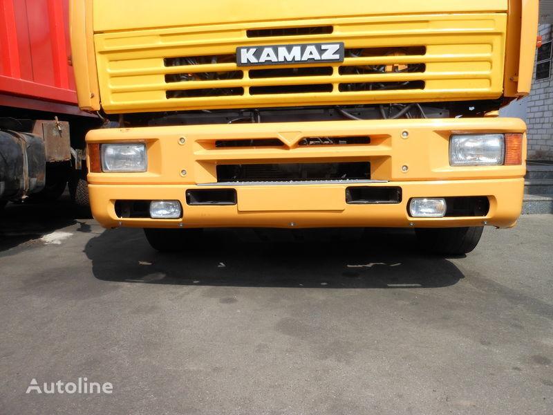 new KAMAZ bumper for KAMAZ 65115 truck