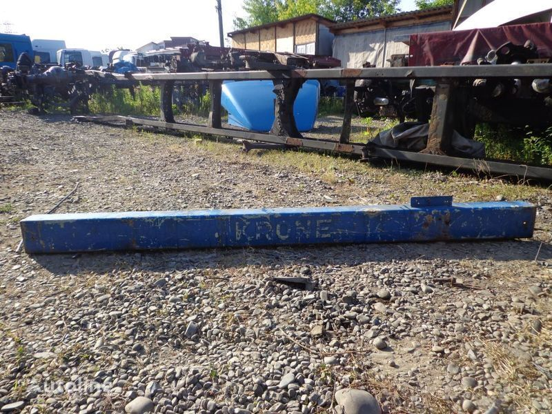 Bamper bumper for KRONE trailer