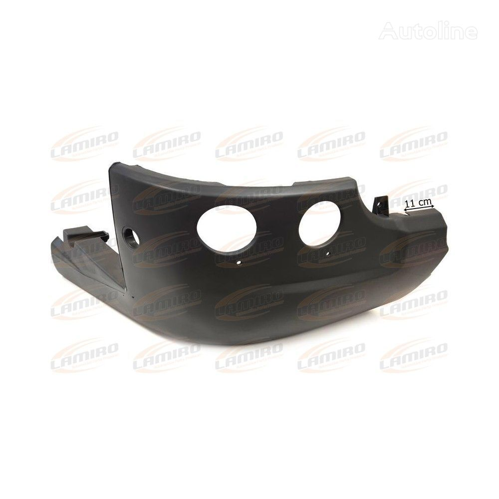 new SCANIA 6 2010- FRONT BUMPER RIGHT (wide spacing) bumper for SCANIA SERIES 6 (2010-2017) truck