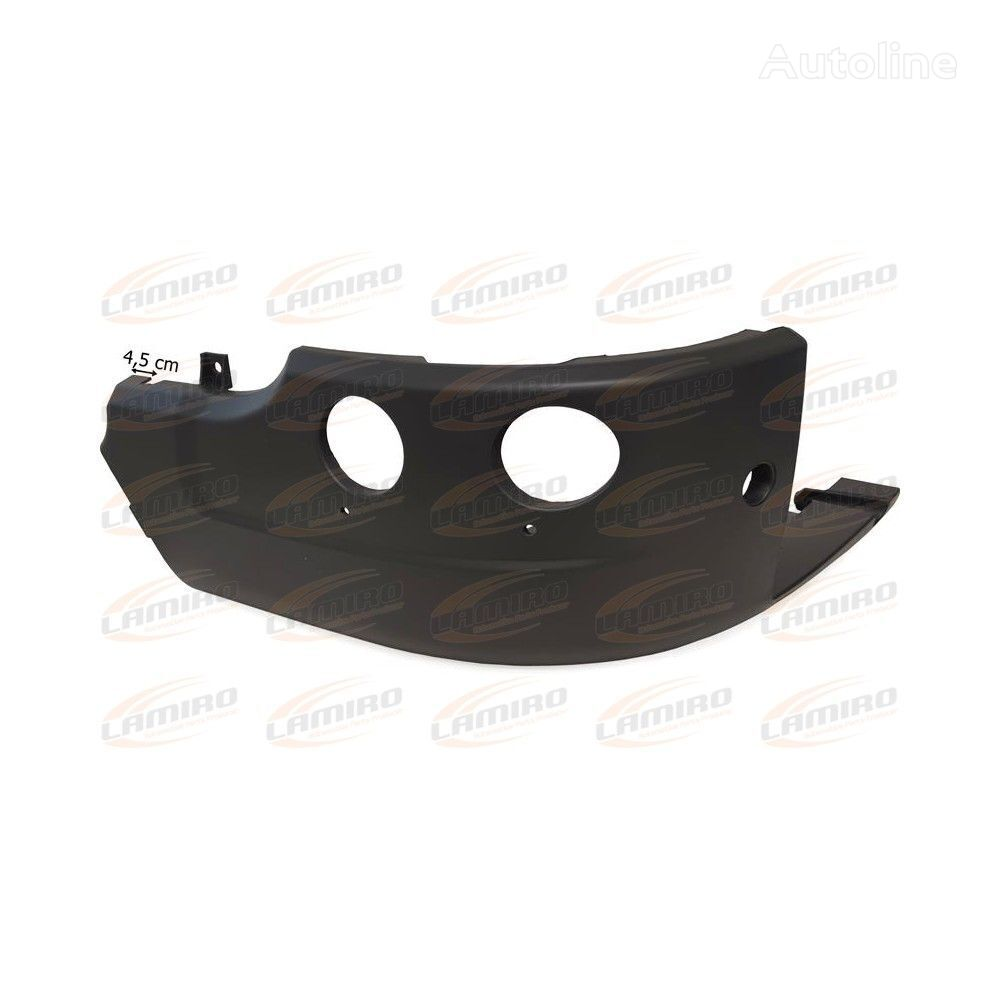 new SCANIA FRONT BUMPER LEFT bumper for SCANIA SERIES 6 (2010-2017) truck