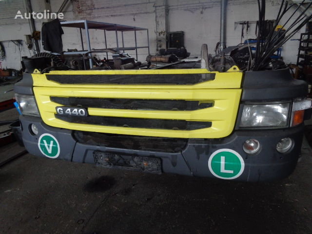 SCANIA Full complete lower bumper with brackets bumper for SCANIA G tractor unit