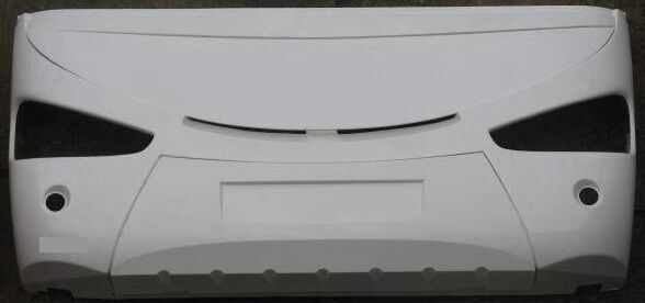 new SCANIA NEW CENTURY bumper for SCANIA NEW CENTURY bus