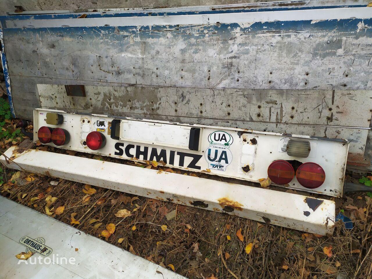 SCHMITZ CARGOBULL bumper for semi-trailer