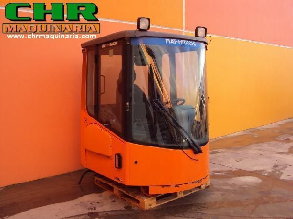 cab for wheel loader