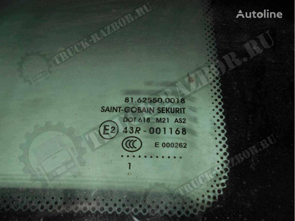 MAN bokovoe, R (81625500018) cab glass for tractor unit