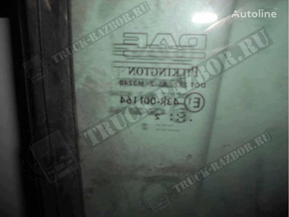 bokovoe (fortochka), L (1676965) cab glass for DAF tractor unit