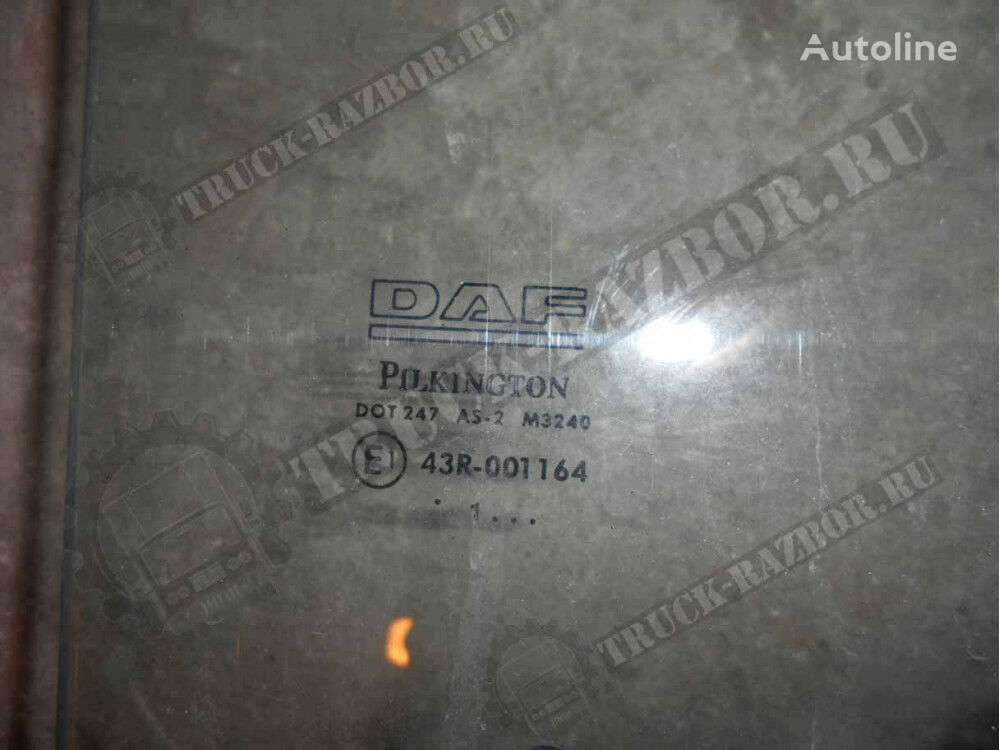 DAF R cab glass for tractor unit