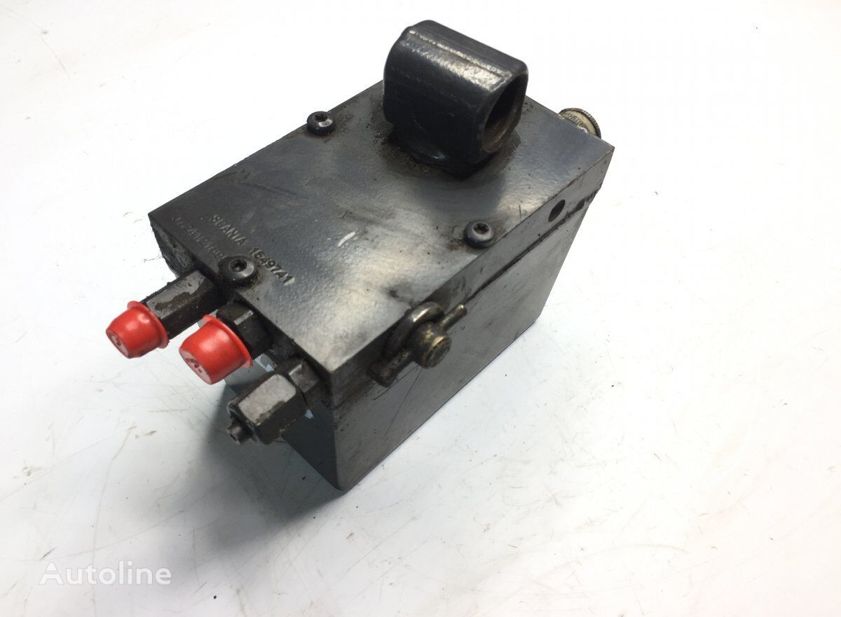 SCANIA (1549741 1477877) cab lift pump for SCANIA P G R T tractor unit