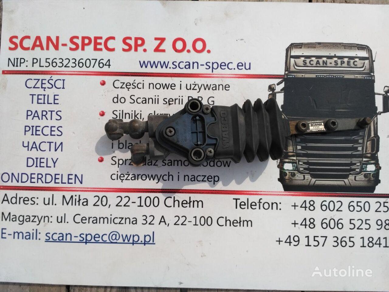 SCANIA P R G (1430545, 1399776) cab lift pump for SCANIA P R G T tractor unit