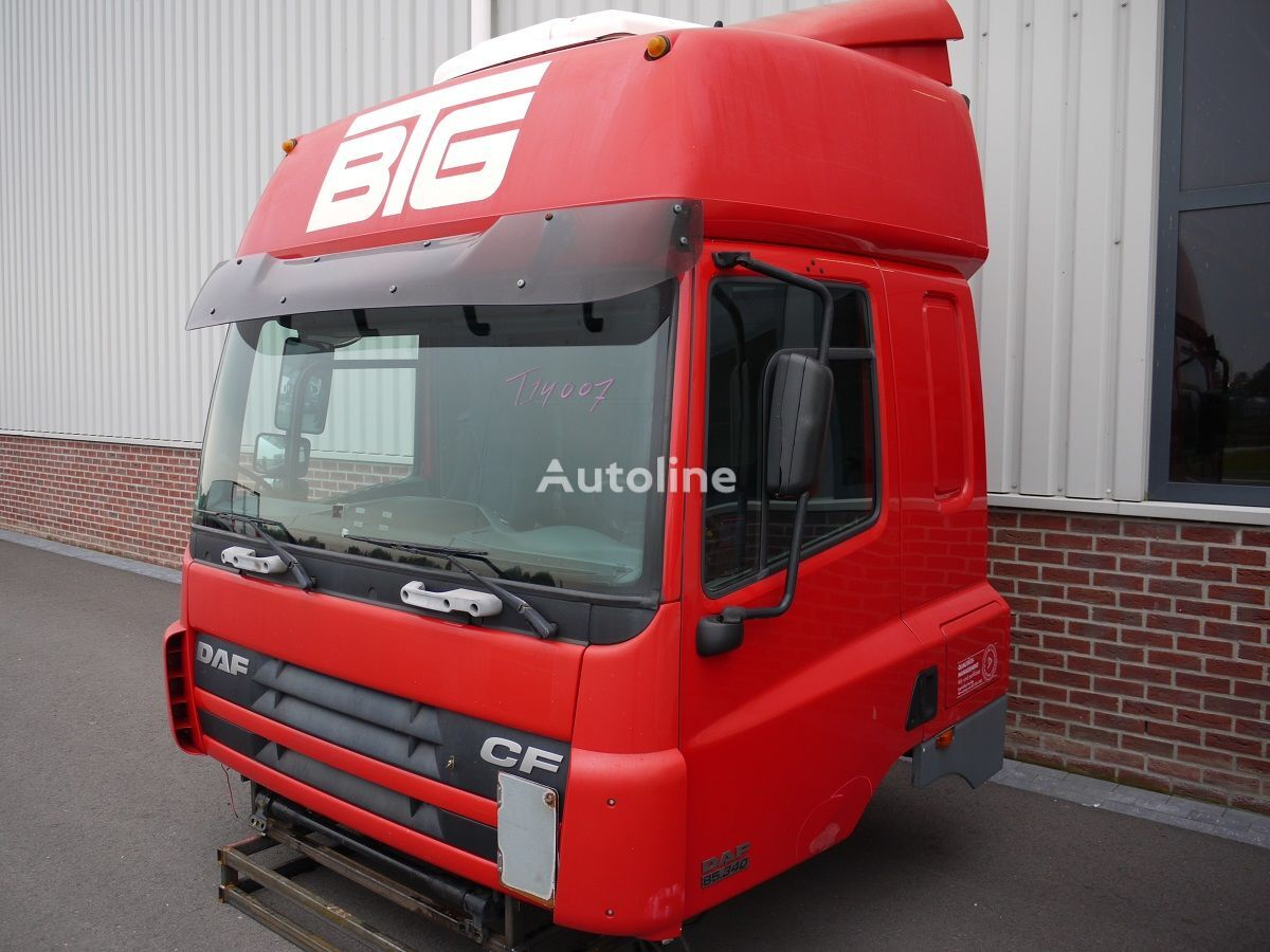 DAF CF85 SPACE CAB cab for DAF CF85 SPACE CAB tractor unit