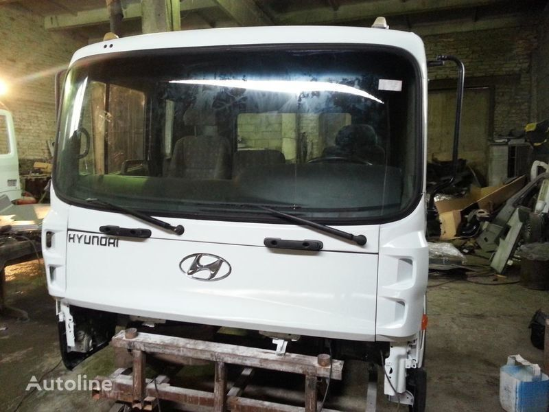 HYUNDAI cab for HYUNDAI HD120 truck