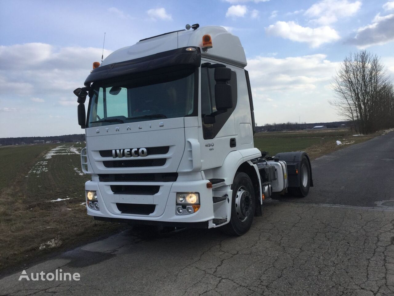 Nietypowy Okaz IVECO cabins for IVECO Stralis 450 EEV tractor unit for sale from EZ86