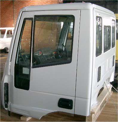 new IVECO CABINA TECTOR MLREVESTIDA cab for IVECO ML CORTA TECHO BAJO truck