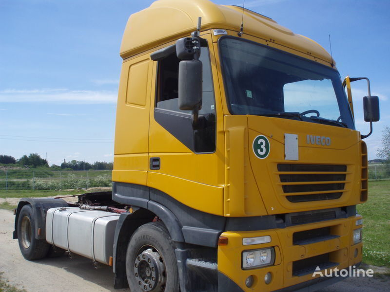 cab for IVECO STRALIS tractor unit