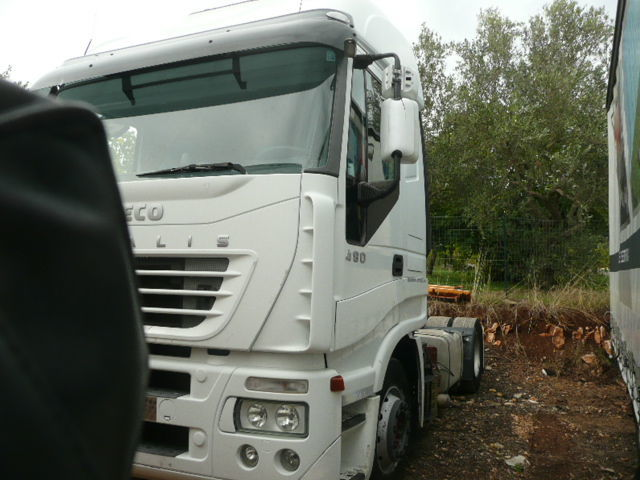 cab for IVECO Stralis AS440S48T/P BJ. 2006 truck