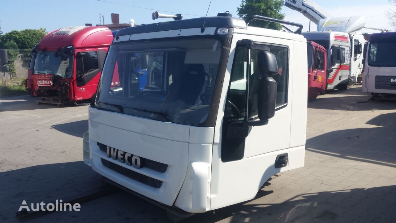 cab for IVECO Trakker truck