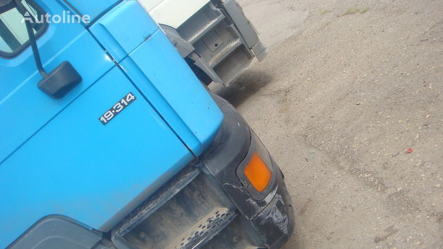 MAN cab for MAN tractor unit