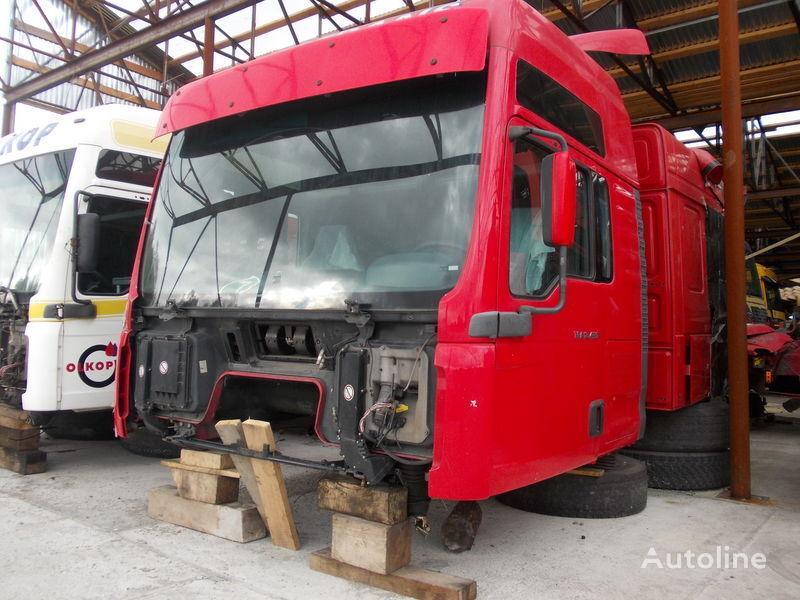 MAN cab for MAN TGA tractor unit