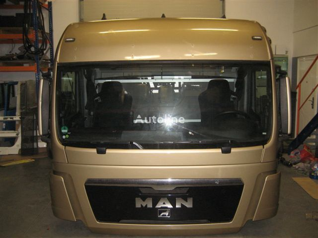 MAN cab for MAN TGX truck