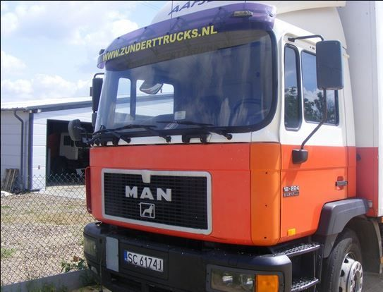 MAN cab for MAN F2000 truck